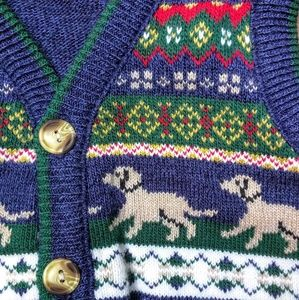Other - Doggy 🐾 sweater vest infant size 3 months